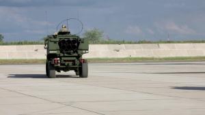 B-Roll 41st FAB displays capabilities with HIRAIN LFX in Bulgaria