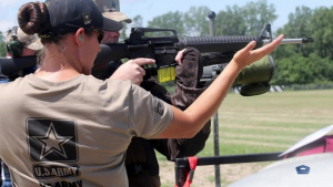 National Guard Soldier is Among the World's Best Long Range Shooters