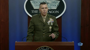 Defense Leaders Hold News Conference