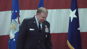 Tenth Air Force Change of Command