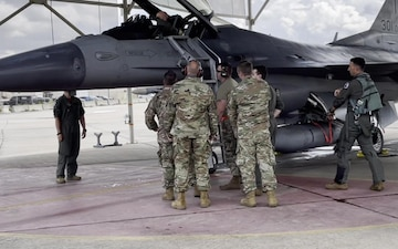 """301st Operations Group Commander conducts """"Fini-Flight"""""""
