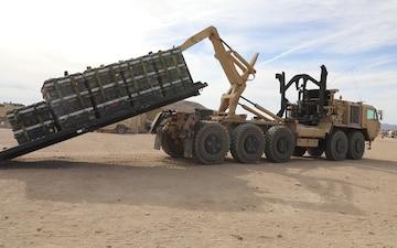 298 SB: Logistics on the Move
