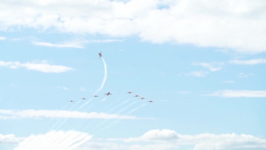Red Arrows Interview