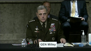 Secretary of Defense and Joint Chiefs Chairman Testify on the FY 2022 DOD Budget, Part 1