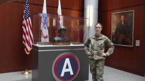 SPC Amber Cobena Army Birthday Shoutout