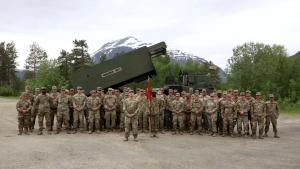 Happy Birthday US Army Message - Alpha Battery 1-6 FAR