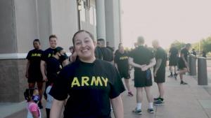 SSG Dawn Contreras' Army Birthday Shoutout