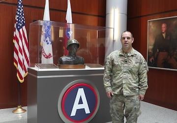 LTC Daniel Horst Army Birthday Shoutout