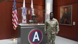 MAJ Sharon Elmore Army Birthday Shoutout