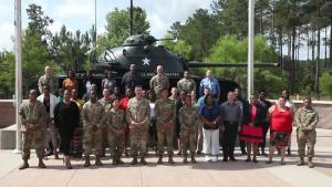 MG Brad Dreyer and The U.S. Army Central G8 Team Birthday Shoutout