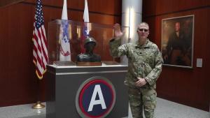 LTC Dave Olson Army Birthday Shoutout