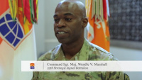 25th Strategic Signal Battalion Ribbon Cutting Ceremony
