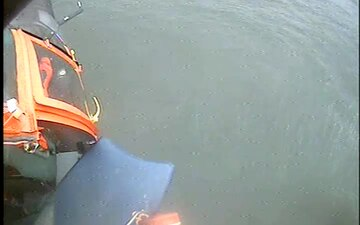Coast Guard rescues surfer near Big Lagoon