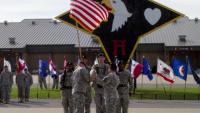 101st Division Sustainment Brigade Army Heritage