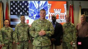 U.S. Army Birthday message from SWD Commander Brig. Gen. Beck