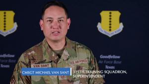 Chief Van Sant Video Introduction