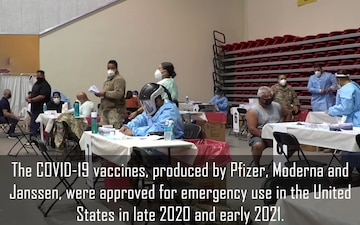 Vaccines at Humacao