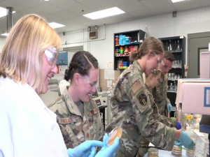 Inside AFIMSC: USAFA Cadet Summer Research Program -- NO LOWER THIRDS