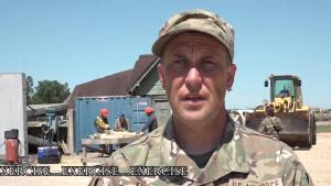 EXERCISE Patriot 21 Scenario News Story