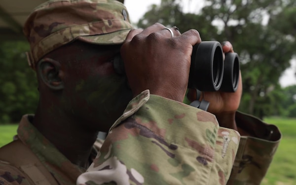 Army Futures Command Best Warrior Competition 2021 Day 2