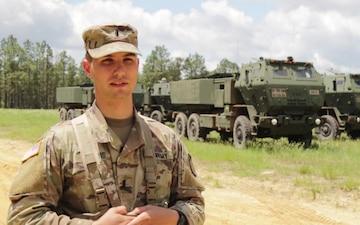 5-113th Field Artillery Regiment Live Fire