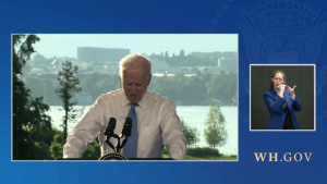 President Biden Holds a Press Conference