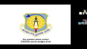 June 2021 Cannon AFB PFOS/PFOA Virtual Meeting