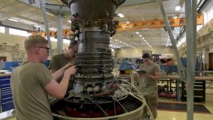 18 CMS Propulsion Flight