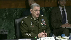 Secretary of Defense, Joint Chiefs Chairman Meet With Senate to Discuss Fiscal Year 2022 DOD Budget, Part 2