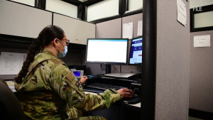Around the Air Force: PCS Moving Shortages, Women's Hair Standard Update, THOR