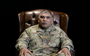 Col. Anthony Puente Retires