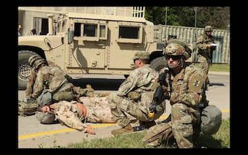 Soldiers prepare for Deployment during WAREX