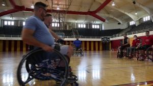 Wounded Warrior Training Camp B-Roll