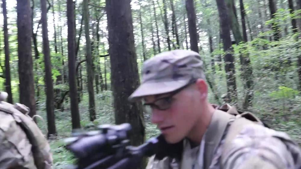 US Military News • U.S. Army Soldiers • Black Lions Conduct Ambush Training in Japan June 17, 2021