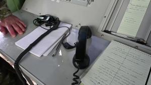 Mobile Air Traffic Control Training at PATRIOT 21