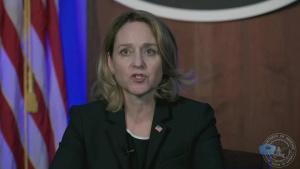 Deputy Defense Secretary Speaks at AI Symposium
