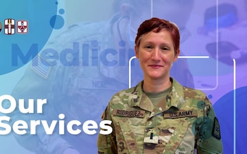 Army Reserve Soldiers, from the 307th Medical Brigade out of Blacklick, OH provide Health screenings, Dental care, Optometry, Behavioral Health and Veterinary Services as part of the Coal Country Health Services Innovative Readiness Training (IRT)