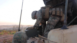 Exercise Southern Jackaroo: trilateral support to ground maneuvers *B-Roll*