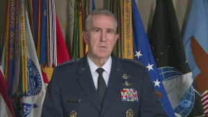 Joint Chiefs Vice Chairman Speaks at AI Symposium