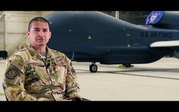 10 Year Anniversary of Global Hawk's Arrival to GFAFB