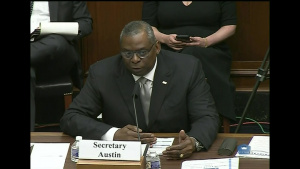Secretary of Defense, Joint Chiefs Chairman Testify Before House Panel on FY 2022 Budget, Part 2