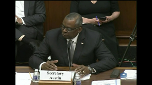Secretary of Defense, Joint Chiefs Chairman Testify Before House Panel on FY 2022 Budget, Part 3