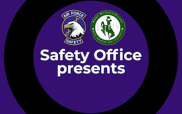 Let's take a Minute for Safety: Workplace Safety Tip