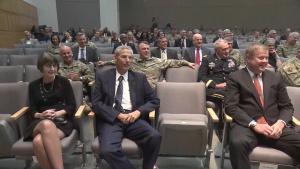 Retirement Ceremony In Honor of LTG Thomas Horlander