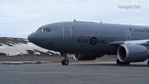 SLATED VERSION - Around the Air Force: Modernizing GBSD, Amalgam Dart 21-1, UIPE Protective Gear