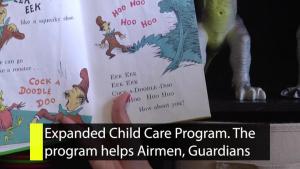 Inside AFIMSC Episode: Military Spouse Appointment Child Care (MSAC) Program