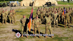 77th Aviation Brigade 2021 Annual Training Roll-up video