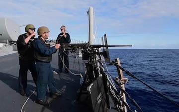 GM2 Estrada Describes Operations aboard USS O'Kane