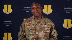 Col. Derek Larbie Introduction