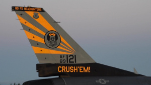 8th FW Maintainers Keep F-16's Flying For Red Flag